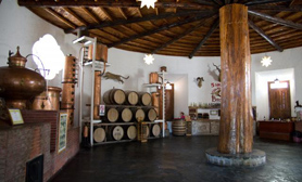 Casa Madero Parras Coahuila