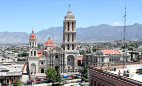 Cathedral of Santiago Saltillo Coahuila