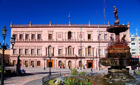Saltillo Government Palace
